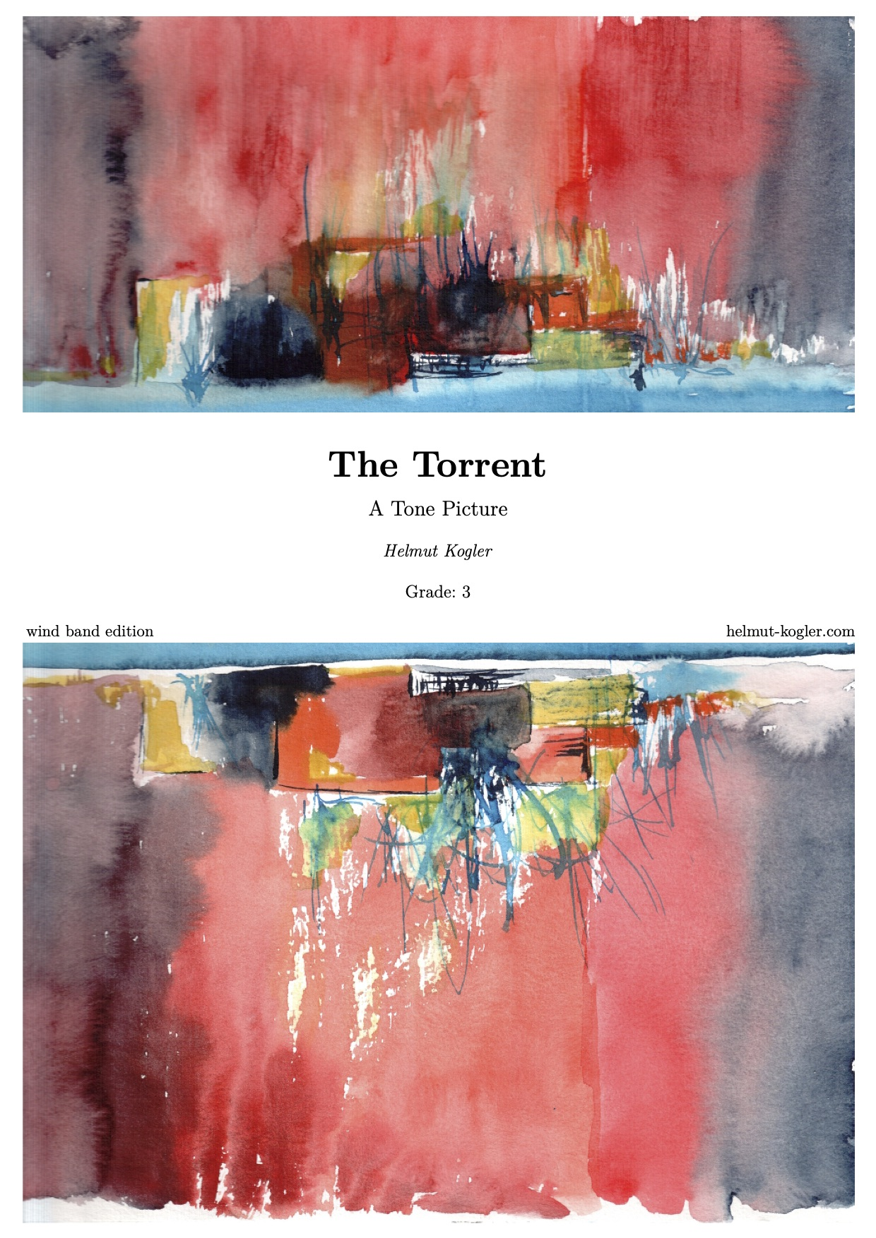 The Torrent Cover